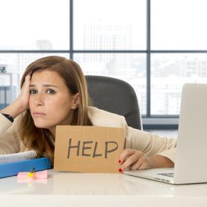 仕事辞めたい時の対処法!会社に疲れた・辛い・休みたい時に取るべき行動とは