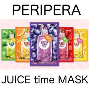 PERIPERA : JUICE time MASK