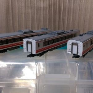 JR北海道 キハ183系6000番台座敷車の製作1