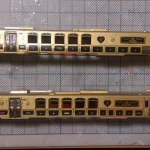 JR九州 キロシ47系或る列車の製作2
