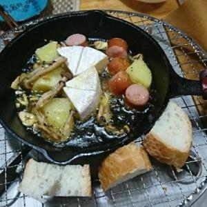 晩飯(デザート付き)~朝飯