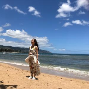 新しい事を始める!それは自分の覚悟と たくさんのご縁があって実現できる、それを改めて実感したハワイの夜