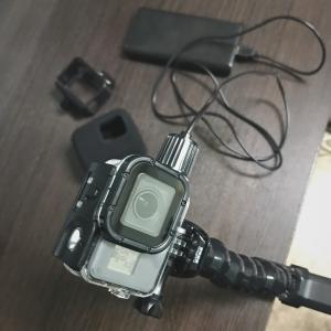 釣行の常時撮影用に GoPro HERO 5 Black を購入