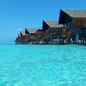 恋焦がれたモルディブでの観光・遊び方。ホテルの水上コテージとスキューバダイビングで至福のひと時。