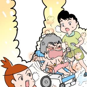 【介護】お風呂が大嫌いなよし子さんが放った名言