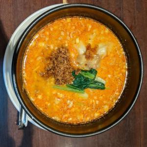 栃木の美味いもの:ユタの店の担々麺