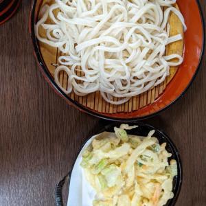 栃木の美味いもの:桔梗の手打ちうどん