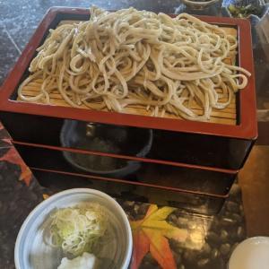栃木の美味いもの:古代村の十割そば