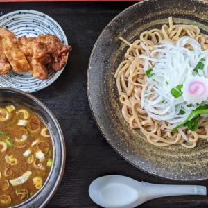 栃木の美味いもの:鳴門のつけ麺