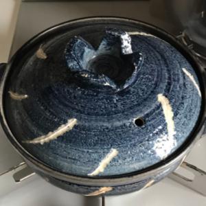 210414 一人用土鍋 よく使ってます