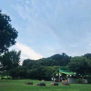 キャンプ場レビュー(我孫子市ふれあいキャンプ場)