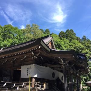 品川神社での不思議な出来事