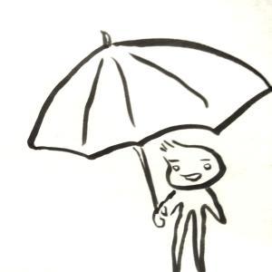 私はもう既に日傘おじさんである。