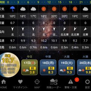 2021.10.17 エギング(*´ー`*)