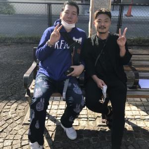 画家・田代敏朗さんと会いました