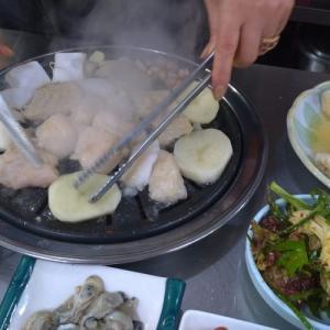韓国 釜山でホルモンを食べよう!!