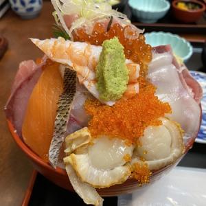 八柱で盛り盛り大盛りの海鮮丼食べてきた!