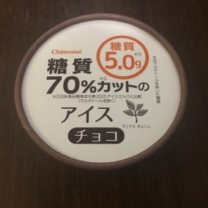 【シャトレーゼ】糖質5.0gのチョコレートアイス