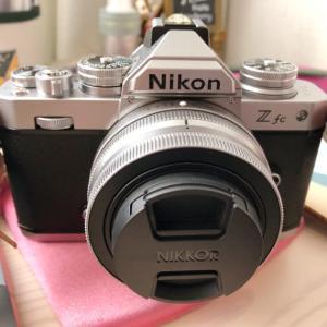 私の世界を変えるモノ -Nikon Z fc- 買っちゃいました