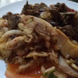世界三大料理の一つ本格トルコ料理を食す!レストラン ヒサル@大久保