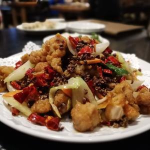 新目白通り沿いに入口が二つある中華料理店『栄楽飯店(えいらくはんてん)』@下落合 お薦め料理5品紹介!