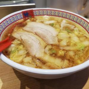 どうとんぼり神座(かむくら)@新宿歌舞伎町 おいしいラーメン中盛を堪能!