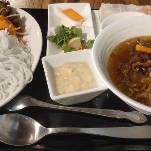 【ベトナム的つけ麺】ブンチャーを堪能「ベトナムフォー」@新大久保