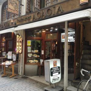 【アカシア】極辛カレーライスとロールキャベツシチューをYouTubeで紹介!@新宿本店