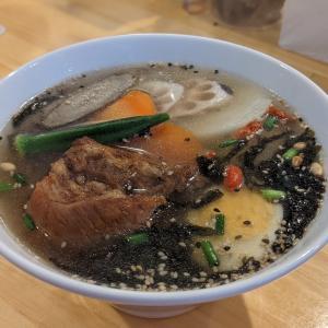 【168厨房】中国にも素麺を使った料理があった!薬膳にゅうめんを堪能!@高円寺