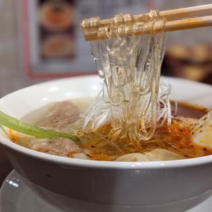 【開店】薬膳雲吞スープ わんたんや|薬膳雲呑水晶麺の驚愕の旨さに感動!【動画あり】