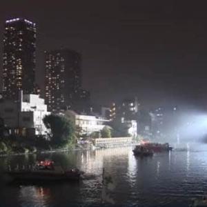 20200714運河に車