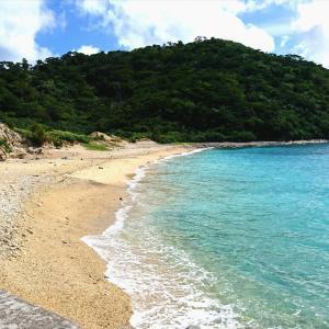 真謝浜(阿嘉ビーチ)でシュノーケリング!ウミガメが見られるビーチ!行き方、シャワーなどについても紹介!