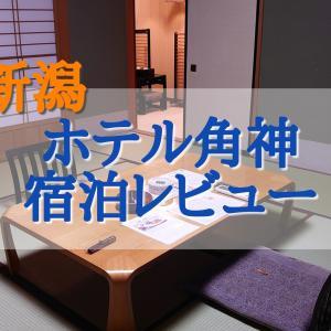 【レビュー】ホテル角神の特別室に宿泊!食事と温泉が最高!貸切露天風呂もあります!