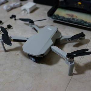 DJI Mavic mini fly more combo 購入&開封&飛行させての感想