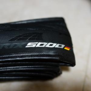 評判のいい万能タイヤ Continental(コンチネンタル) GRAND PRIX 5000 グランプリ5000 購入&インプレ