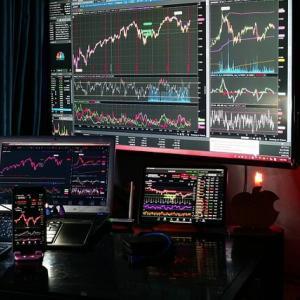 暴落時に数千万円投入できるかどうか、チャートを眺めて後日談で語るのとはわけが違うぞ