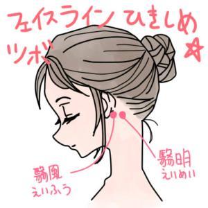 顎のたるみ&二重あごの改善!マッサージとツボ押しで即効ケアする改善方法