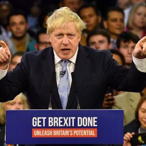さようならEU。保守党の歴史的大勝でイギリスはEU離脱へ