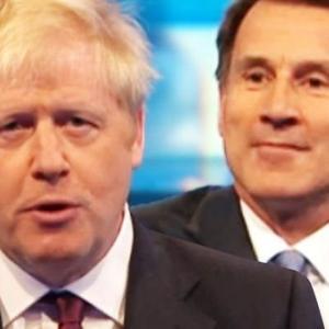 イギリス次期首相、秒読み段階のボリス・ジョンソン、英印関係を公約に