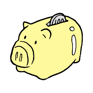 【必見】楽に貯金をするテクニック公開