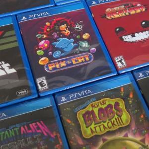 【ゲーム】PS Vita向け含むインディゲーム50タイトルの限定パッケージ版が発表!【E3 2019】