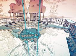 【パズルゲーム】6年半にも及ぶ個人開発が続けられたパズルゲーム「Manifold Garden」がいよいよ年内にリリース |