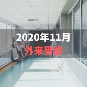 2020年11月外来受診【たんぱく質制限で筋肉は落ちるのか】