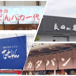 うどん県来たならうどんだけ食べまい 四国一周EV旅#11