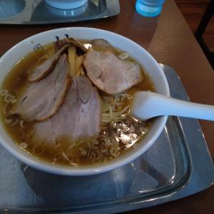 千葉県我孫子市 煮干しだし醤油ラーメン 桂さん「チャーシュー麺(大)」