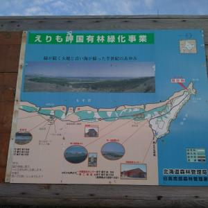 北海道EV車中泊の旅 三日目 室蘭〜襟裳岬 森進一を探して