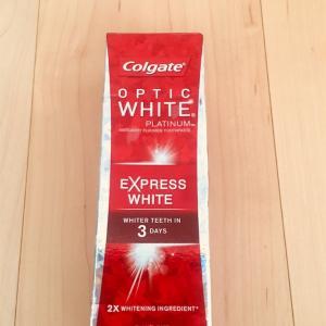 海外ホワイトニング歯磨き粉 その②