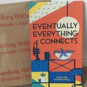 いつか(すべてが)、つながる Eventually Everything Connects....!