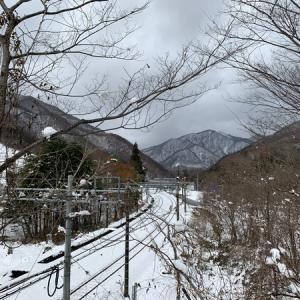 【水上温泉】1日目-1 えーっ?!群馬って豪雪地帯なの?