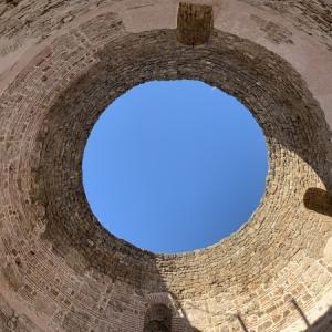 【クロアチア】7日目-2 世界遺産スプリト旧市街ディオクレティアヌス宮殿